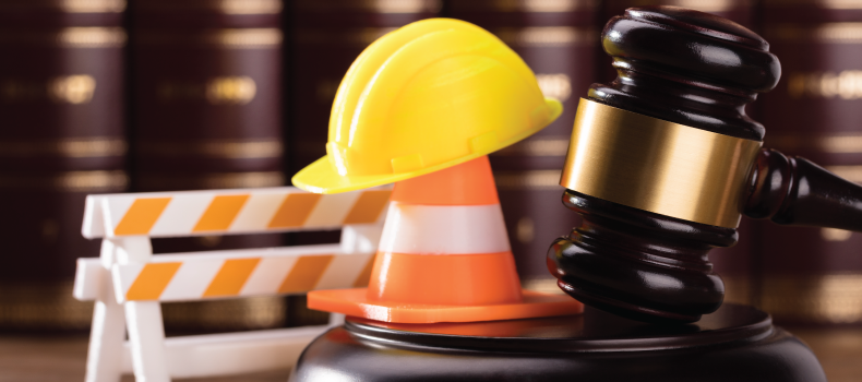 Construction Law: Owners, constructors, and jobsite health and safety
